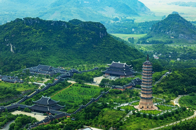 Trang An Scenic Landscape Complex in Ninh Binh
