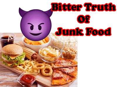 why to leave junk food by astrologer