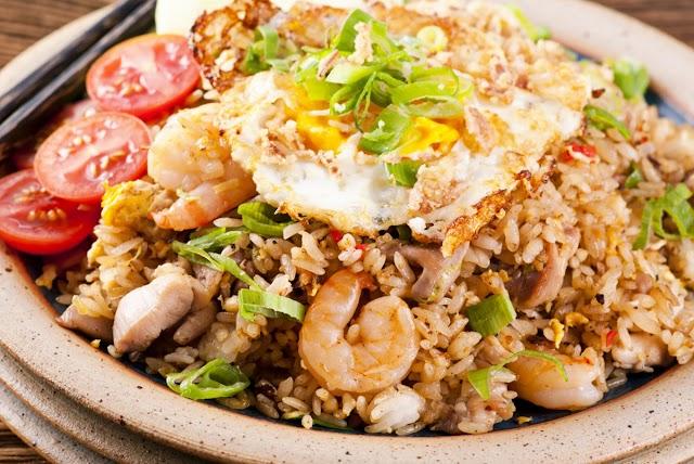 Selain Nasi Goreng Gila, Ada 6 Jenis Nasi Goreng Lainnya yang Wajib Anda Coba