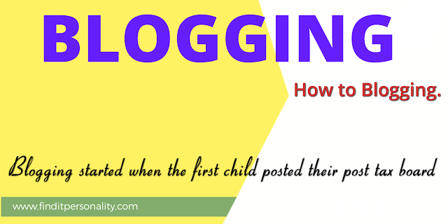 Blogging as a Your's Career, Starting a Blog in 2020,