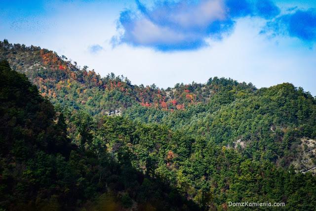Jesień w Toskanii, trekking po Apeninach