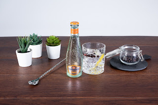 8 drink TONICA AGRUMI VODKA&TONIC (by San Pellegrino)