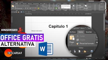 Descargar Free Office para PC, Alternativa Microsoft Office