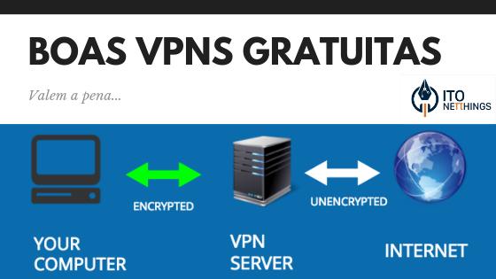 Top VPNs Gratuitas