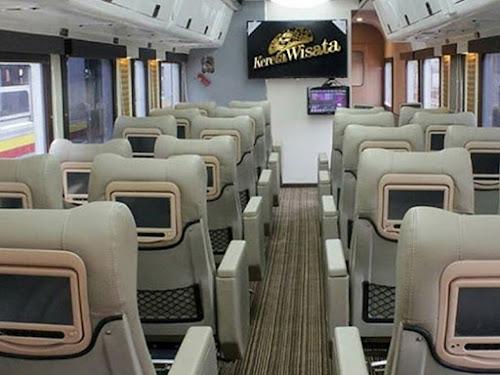 Kereta wisata priority
