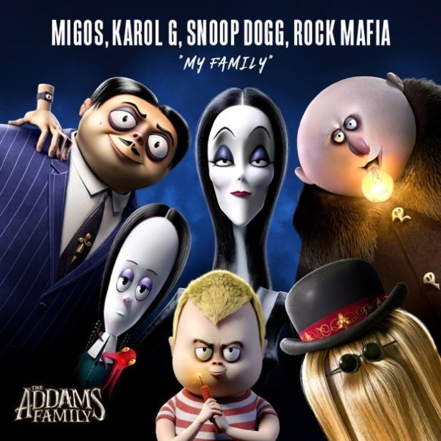 Migos Ft. KAROL G, Snoop Dogg & Rock Mafia – My Family