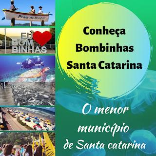 Conheça Bombinhas Santa Catarina