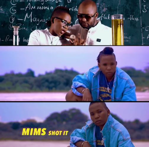 Chemical Ft Mr Blue - Mjipange Video