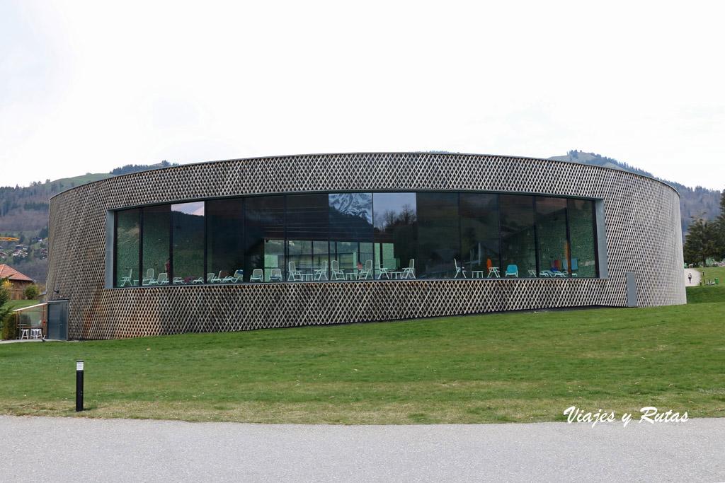 Los Bains de la Gruyère, Suiza