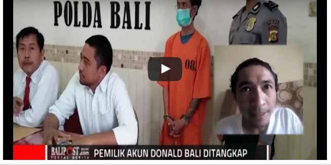 """Vidio Kronologi penangkapan Si Penghina Agama Islam """"Donald Ignasius"""""""
