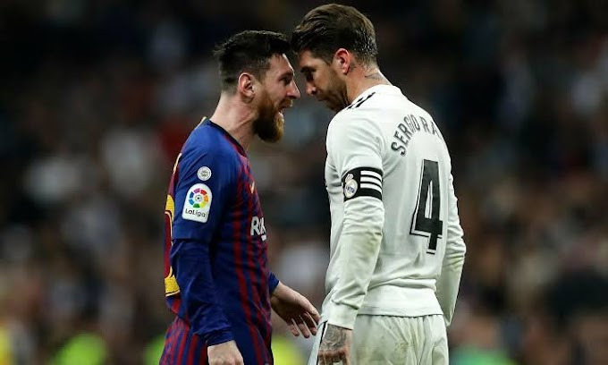 'He has earned the right to decide his future' - Sergio Ramos shares his thoughts on Lionel Messi's desire to leave Barcelona