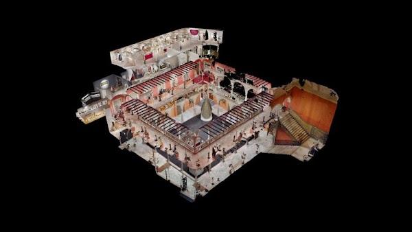 La Fundación Cajasol ofrece una visita virtual de la exposición 'In Nomine Dei'