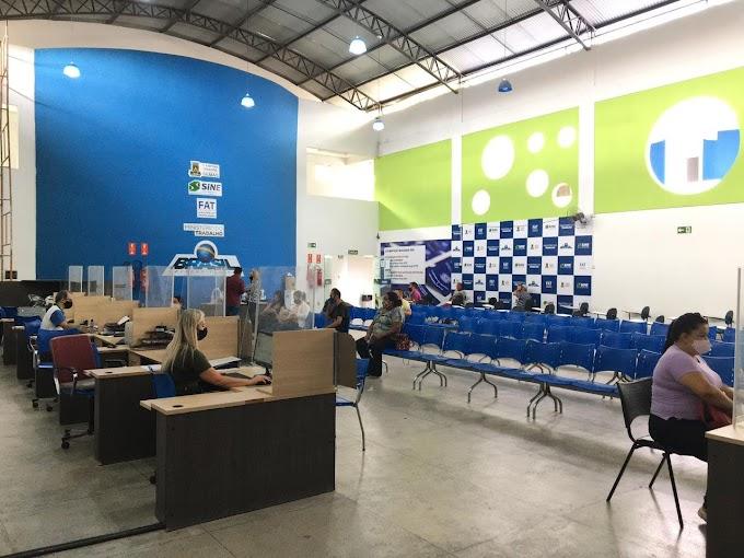 Semana inicia com 67 oportunidades de emprego em Campina Grande