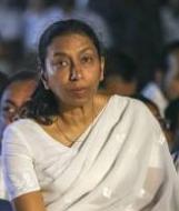 Gotabaya Rajapaksha Wife