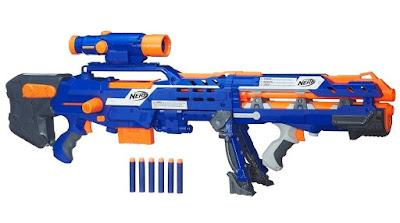 súng Nerf dài 4