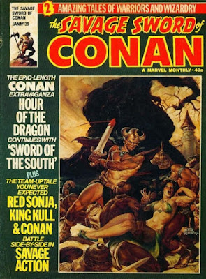Savage Sword of Conan #39, Marvel UK