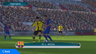 Pro Evolution Soccer 2017 APK Updated
