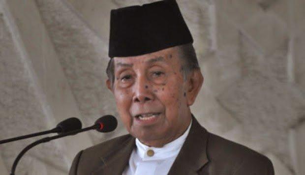 Bupati ASA Ucapkan Belasungkawa  Atas Meninggalnya Ketua MUI Sulsel AGH Sanusi Baco