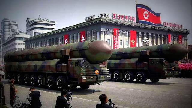 """Corea del Sur advierte de que Corea del Norte """"será borrado del mapa"""" si hace uso de sus armas nucleares"""