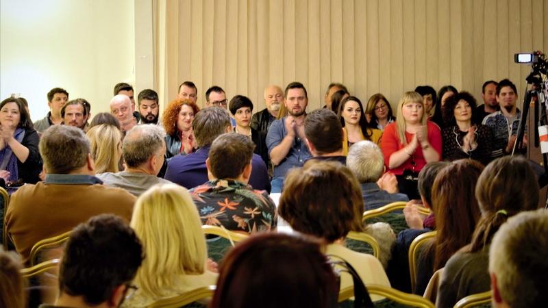 33 υποψήφιους παρουσίασε η Κίνηση Πολιτών Δήμου Ορεστιάδας «Είναι στο Χέρι μας»