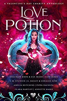 5 Sheep Book Review Love Potion A Valentines Day Charity Anthology Only 99
