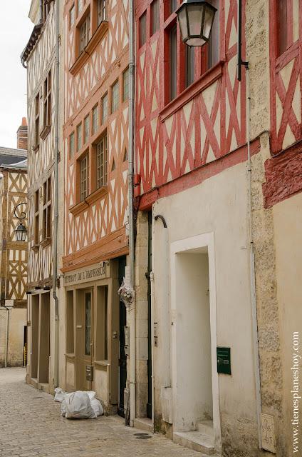 Orleans viaje Francia turismo Loira roadtrip