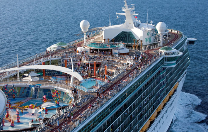 Royal Caribbean Shifts to Tiered Internet Plans
