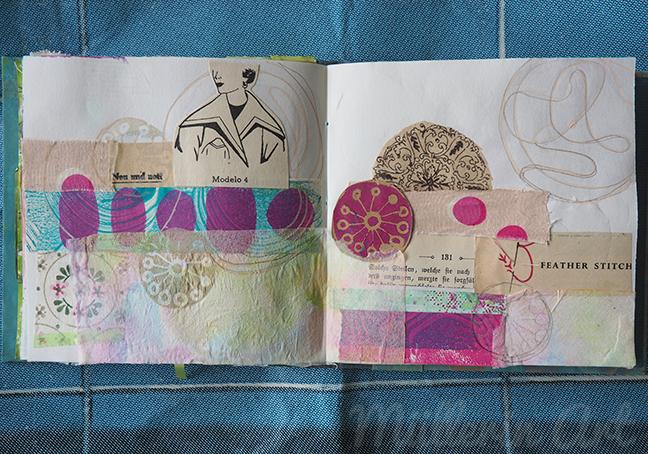 neu und nett sketchbook ©Müllerin Art