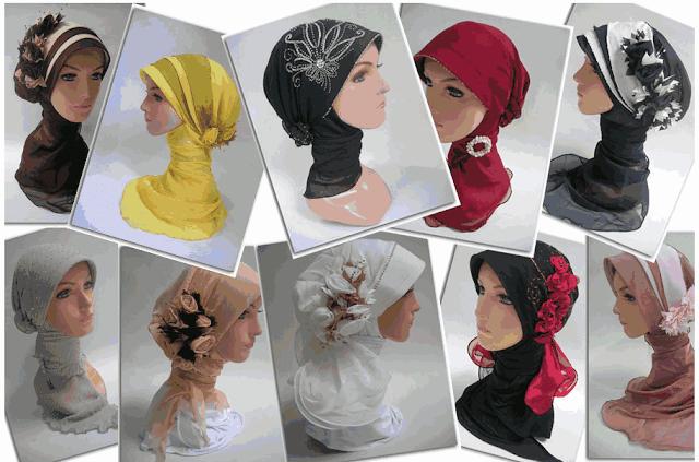 Ragam Model Hijab Sesuai Kebutuhan Muslimah