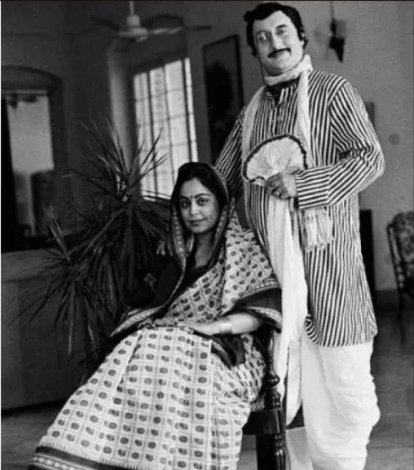 Anupam Kher and Kirron Kher marriage