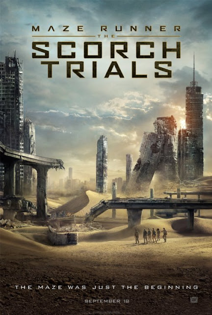 Sinopsis Film Maze Runner: The Scorch Trials (2015)