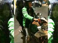 Ojek Setan Di Medan, Wanita Ini Menangis Histeris
