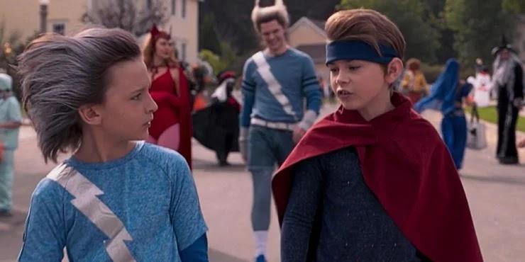 «Ванда/Вижн» (2021) - все отсылки и пасхалки в сериале Marvel. Спойлеры! - 59