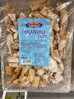 Coriandoli Fritti