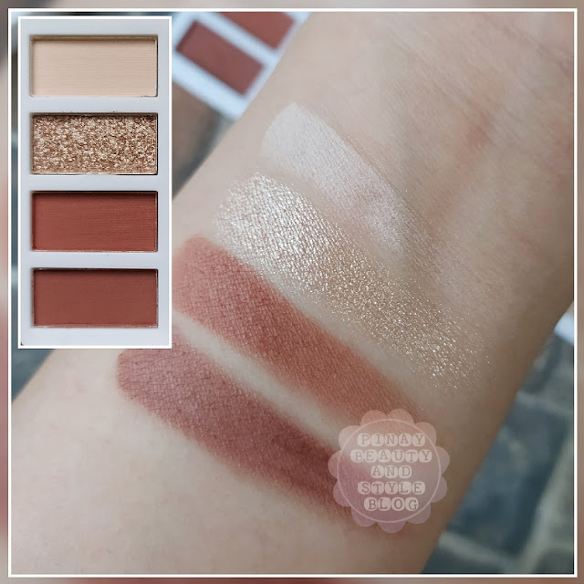 paraben free and cruelty free eyeshadow