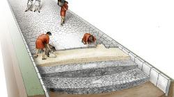 Tại sao những con đường La Mã cổ đại vẫn còn hoang sơ mà vẫn có thể sử dụng được?