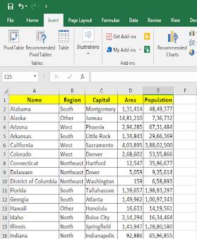 Excel मे Pivot Table कैसे बनाई जाती है [Hindi]
