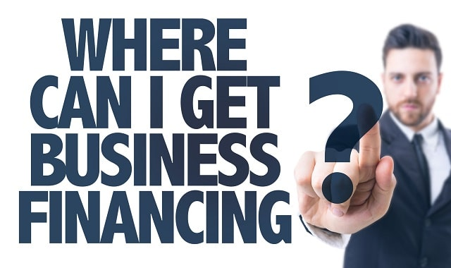 different types of financing for businesses kinds of business funding