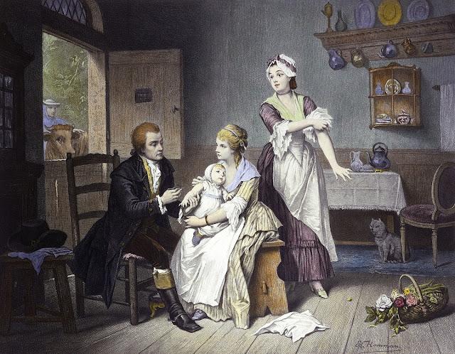 قصة اكتشاف مرض الجدري
