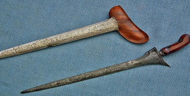 Senjata Tradisional dari Berbagai Daerah
