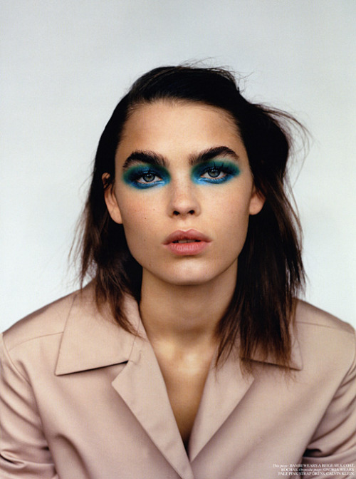 Blue Eyes: Makeup Inspiration