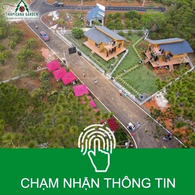 Còn 1 căn duy nhất tại The Tropicana Garden Bảo Lâm, giá bán chỉ 1550tr, HOA HỒNG 30TR CHO ANH EM GIỚI THIỆU KHÁCH