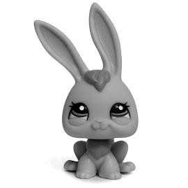 LPS Rabbit Long Ears V1 Pets