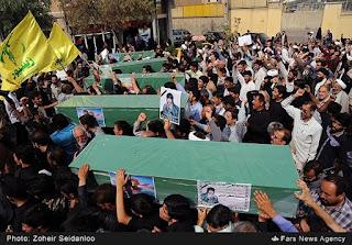 Allahu Akbar! 30 Militan Syiah Pro-Iran Tewas di Aleppo