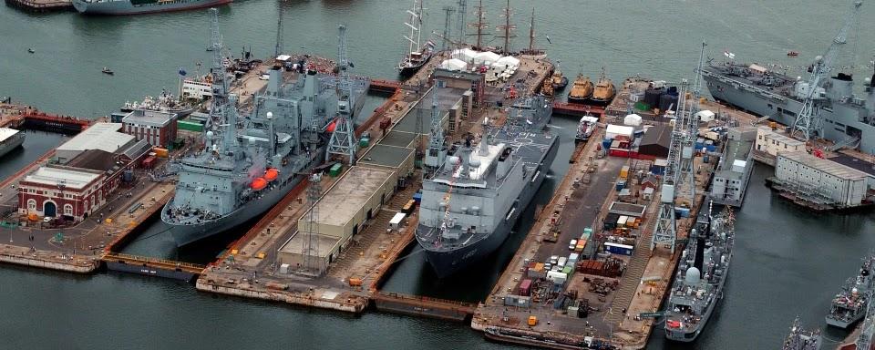 Сучасні військово-морські бази для України