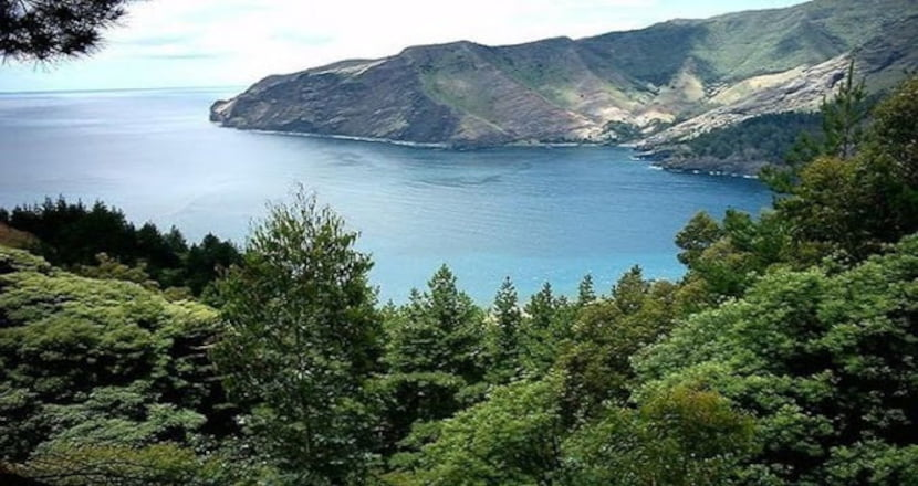 Robinson Crusoe island, South Pacific
