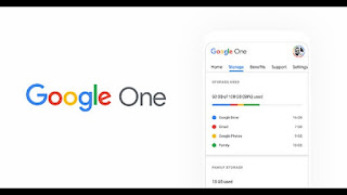 Get 50% off on Google One