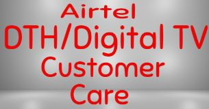 Airtel DTH/DigitalTV Customer Care Number 1800-103-6065 | Airtel Customer Care Number