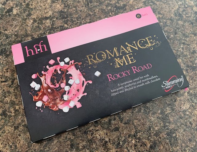 Romance Me - Rocky Road Cereal Bars