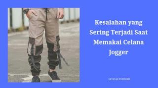 Celana Jogger
